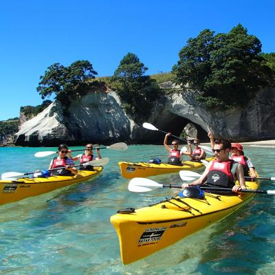 Cathedral Cove Kayaks Classic Tour