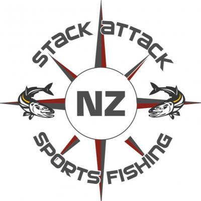 Stackattack sports fishing nz