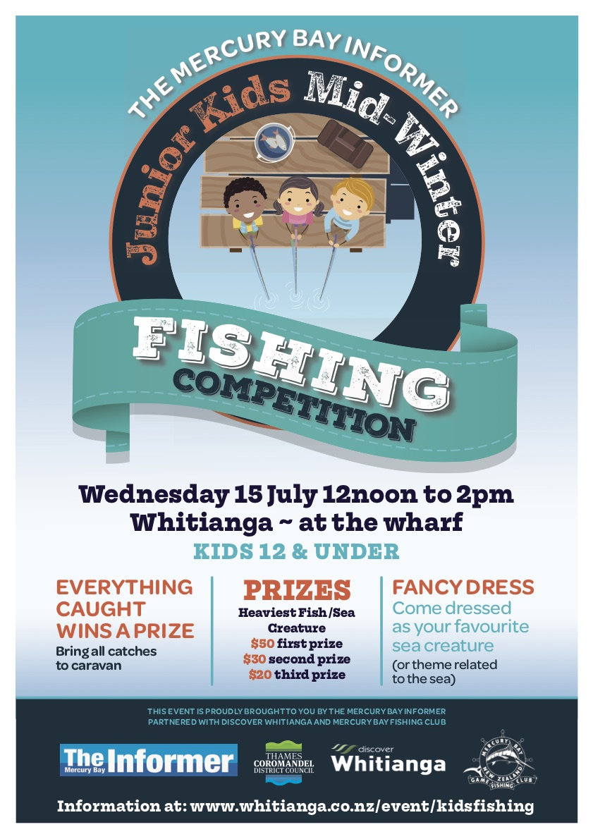 Junior Kids Mid Winter Fishing Competition