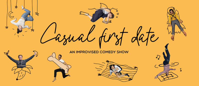 Casual First Date — A Whitianga Improvised Comedy Show
