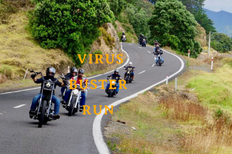 Virus Buster Run - Whitianga