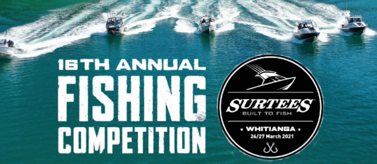 Surtees 16th Annual Fishing Competition