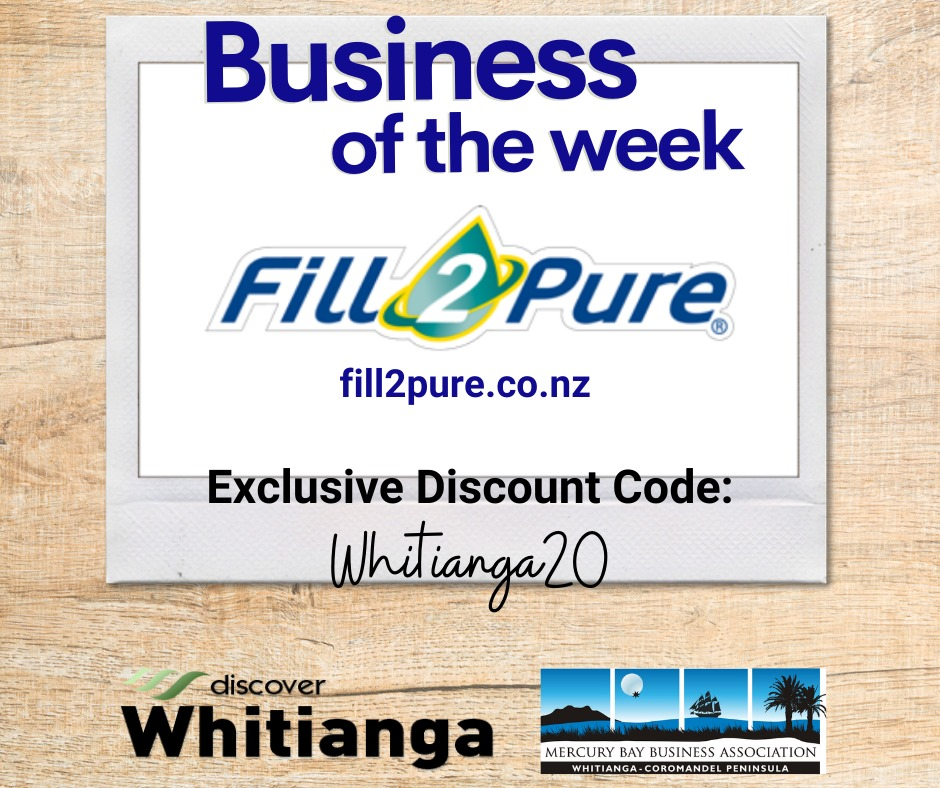 Business of the Week Special - Fill2Pure